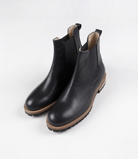 [HAND MADE] Wood Chelsea Boots