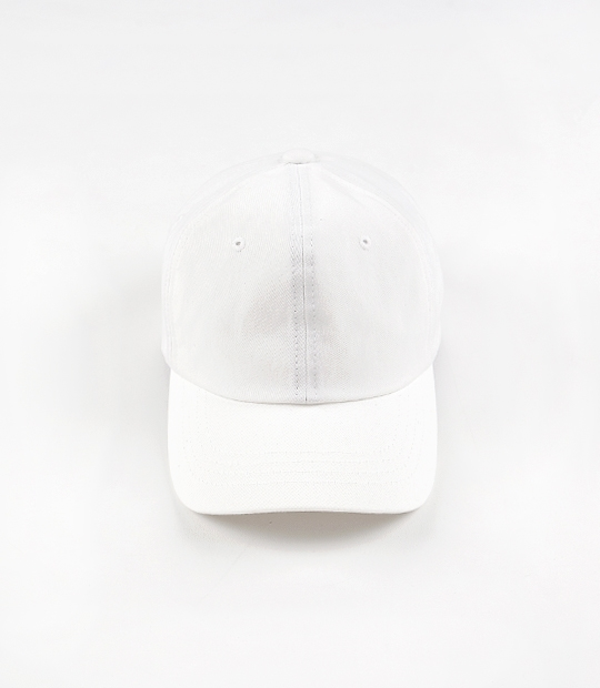 Plain Cotton Cap